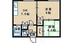長居駅 4.7万円