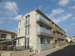 埼玉県川口市榛松1丁目の賃貸アパートの外観
