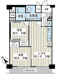 ソシアル行徳7階
