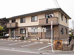 愛知県岡崎市緑丘3丁目の賃貸アパートの外観