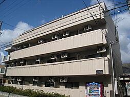 ハッピーコート甲南山手[2階]の外観