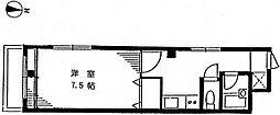 大山三喜ビル[3階]の間取り