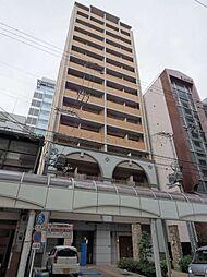 クラウンハイム北心斎橋フラワーコート[9階]の外観