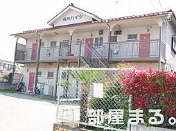 熊川ハイツ[1階]の外観