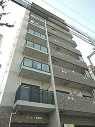 大阪府大阪市平野区瓜破西1丁目の賃貸マンションの外観