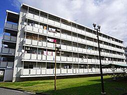 ビレッジハウス古和釜3号棟[4階]の外観