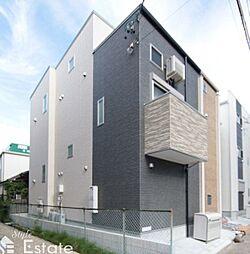 名古屋市営東山線 八田駅 徒歩4分の賃貸アパート