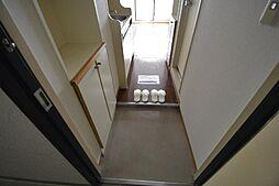 メゾン・ド・カンパーニュの玄関(イメージ)