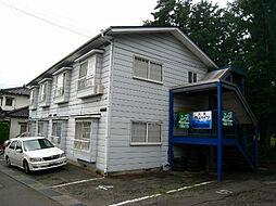 大萱青山ハイツ[1階]の外観