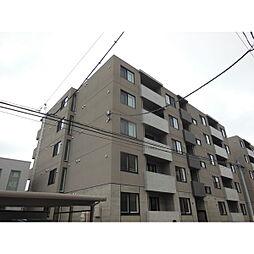 北海道札幌市中央区南20条西8丁目の賃貸マンションの外観