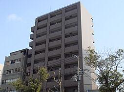 ユニバーサルビル[6階]の外観