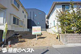 西武新宿線「鷺ノ宮」駅より徒歩約3分。南道路に面し陽当たり良好です。