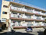 コーポ南柏[1階]の外観