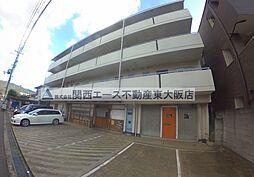 第三寺尾マンション[3階]の外観