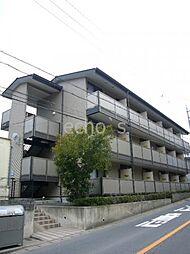 京都府京都市西京区樫原芋峠の賃貸アパートの外観