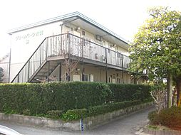 佐賀県佐賀市水ヶ江6丁目の賃貸アパートの外観