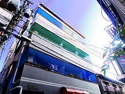 大阪府東大阪市三ノ瀬1丁目の賃貸マンションの外観