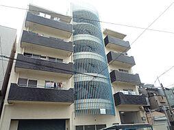 マンションサンエース[4階]の外観