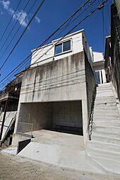プレミアムコート井土ヶ谷[1階]の外観
