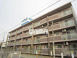アイユー河田 B棟[3階]の外観