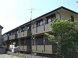 ハイカムール上本郷[2階]の外観