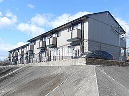 エミネンスA棟[1階]の外観