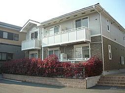 福岡県北九州市小倉南区上葛原1丁目の賃貸アパートの外観
