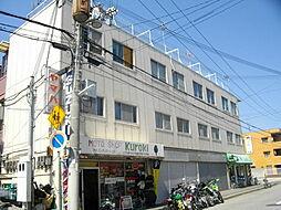 西岡マンション[3階]の外観