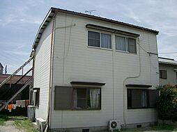 山田アパート[1F号室]の外観