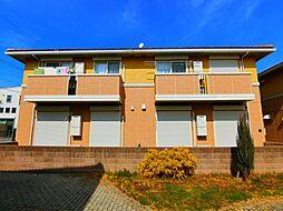 エスペランサC棟[1階]の外観