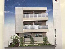 (仮称)瑞穂区東栄町5丁目新築工事[2階]の外観