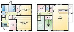 [一戸建] 神奈川県横浜市保土ケ谷区鎌谷町 の賃貸【/】の間取り