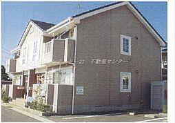 岡山県岡山市南区浦安本町の賃貸アパートの外観
