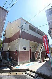 福岡県宗像市徳重1丁目の賃貸アパートの外観