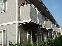 ローズ・アベニュー II[2階]の外観