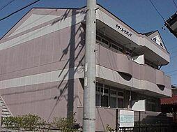 愛知県名古屋市緑区文久山の賃貸アパートの外観