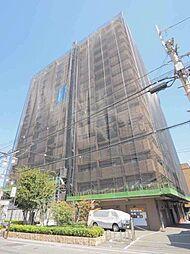 コスモシティ鶴橋駅前[13階]の外観