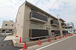 愛知県一宮市多加木4丁目の賃貸アパートの外観