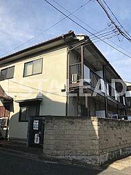 旭丘山七コーポ[1階]の外観