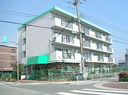 兵庫県伊丹市荻野2丁目の賃貸マンションの外観