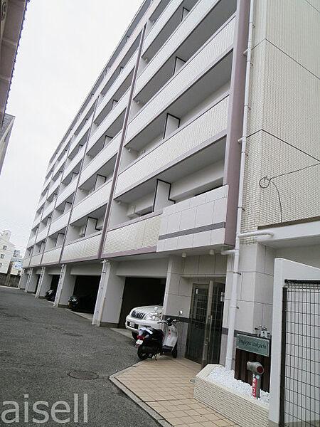 広島県広島市佐伯区五日市駅前1丁目の賃貸マンションの外観