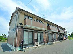 千葉県松戸市旭町3丁目の賃貸アパートの外観