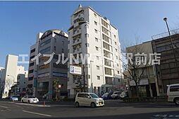 香川県高松市田町の賃貸マンションの外観