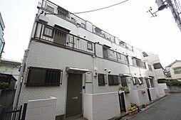 東京都大田区下丸子1丁目の賃貸マンションの外観