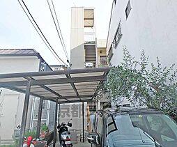 京都府京都市西京区下津林東芝ノ宮町の賃貸マンションの外観