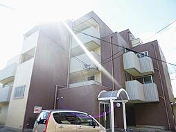 北助松マンション[3階]の外観