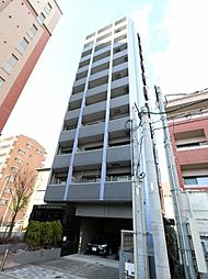 ピュアドーム箱崎アートリア[10階]の外観