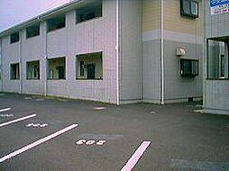 ヴィラ中野[A102号室]の外観