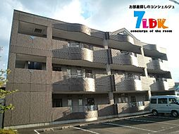 奈良県橿原市北妙法寺町の賃貸マンションの外観