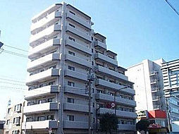 ヴェルト柿の木坂[3階]の外観